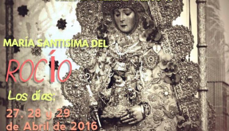 Hermandad de San Sebastián de los Reyes – Solemne Triduo Rocío 2016
