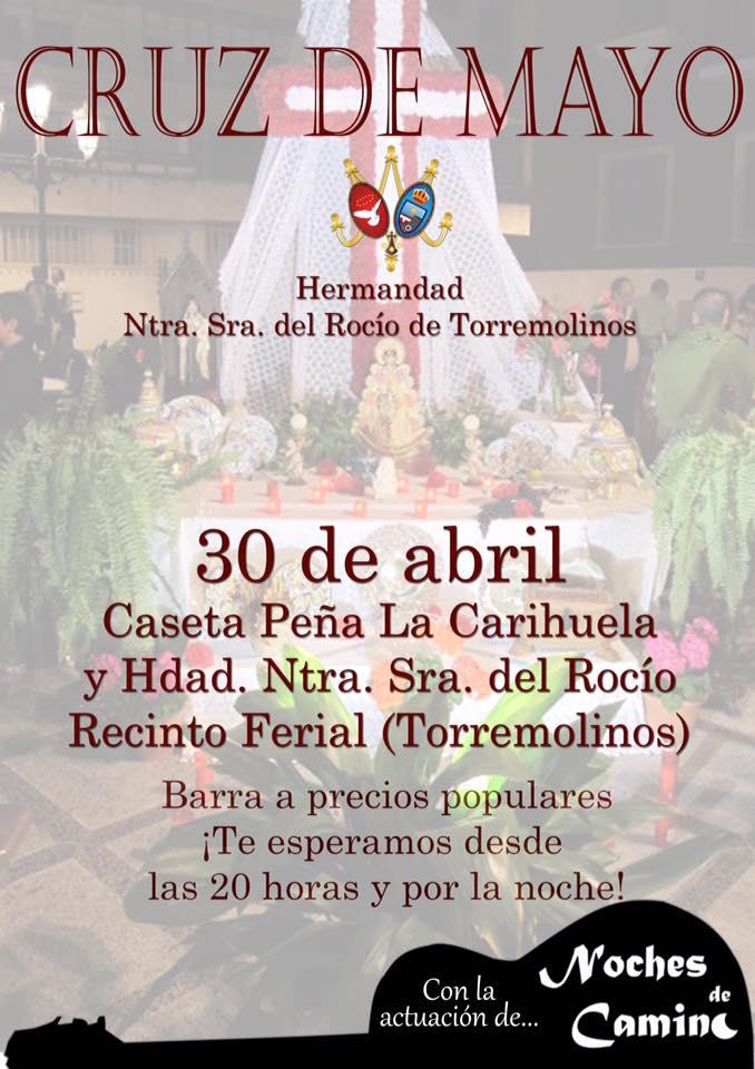Torremolinos Cruz de Mayo Rocío 2016
