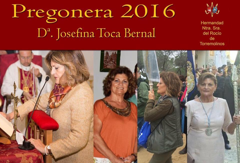 Torremolinos Pregon 2016
