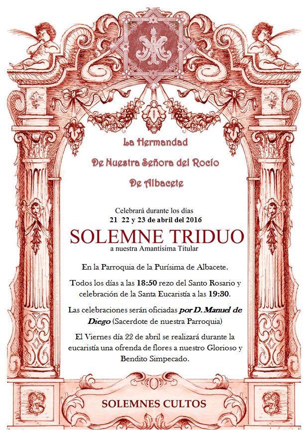 Triduo Albacete 2016-9