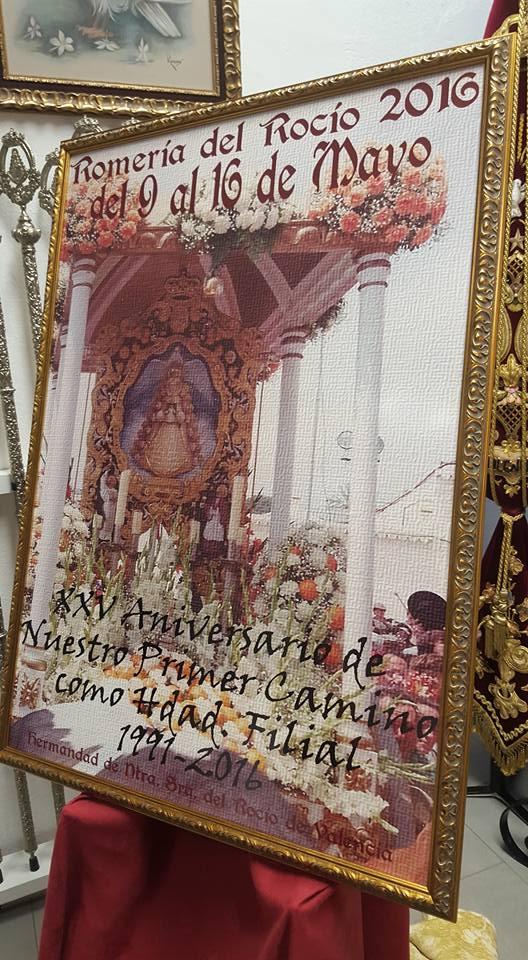 Valencia cartel rocio 2016