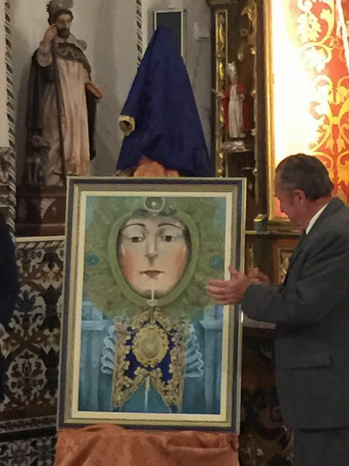 Valencina cartel rocio 2016-2