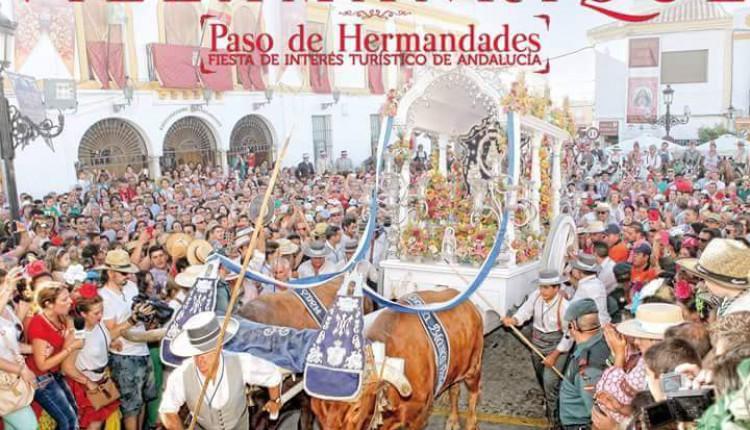 Paso de Hermandades por Villamanrique 2016