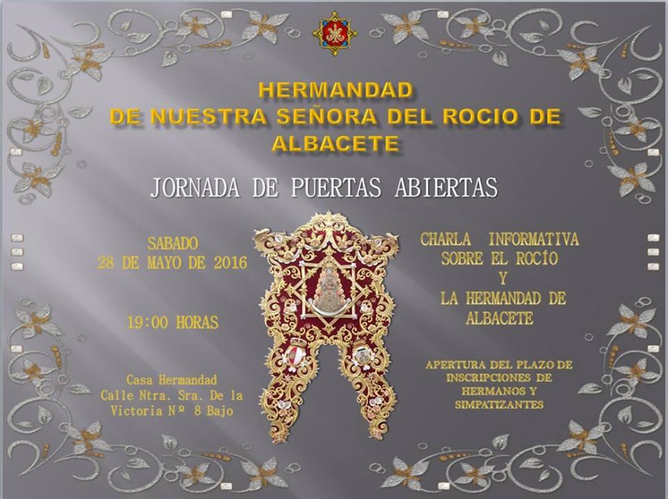 Albacete puertas abiertas 2016
