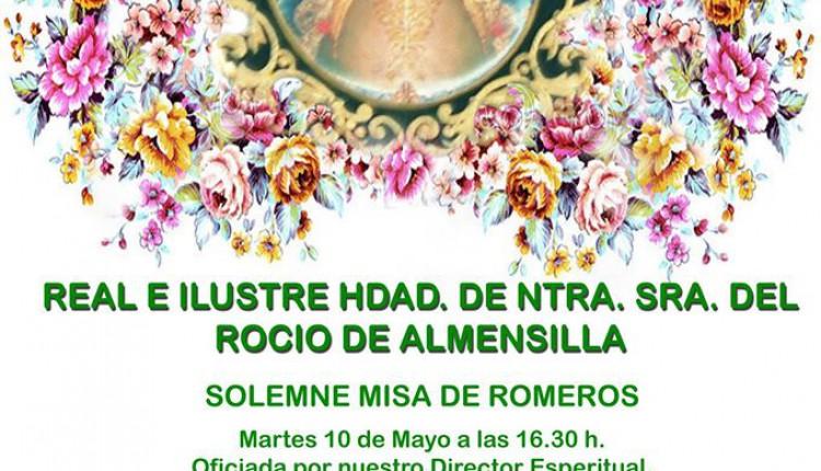 Hermandad de Almensilla – Solemne Misa de Romeros 2016