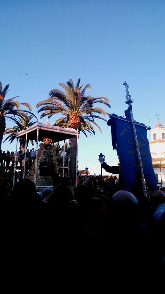 Bruselas procesion Virgen 2016-1