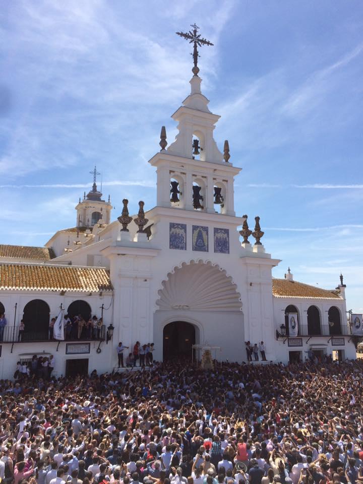 Despedida procesion Virgen 2016-1