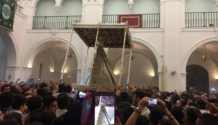 Especial «Noche de Rocío» en Canal Sur – Rosario y Procesión de la Virgen del Rocío