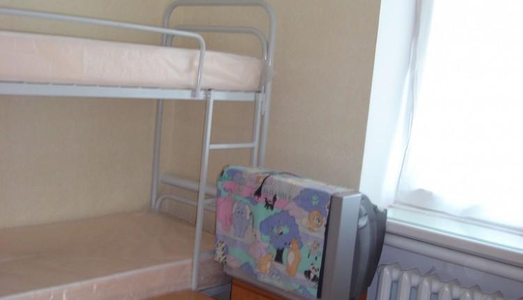 Dormitorios en Ucrania