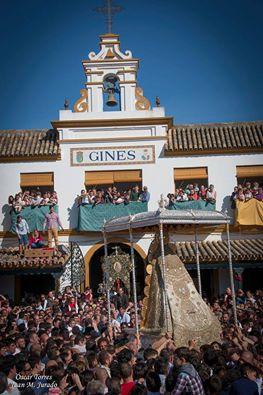 Gines procesion Virgen 2016-1