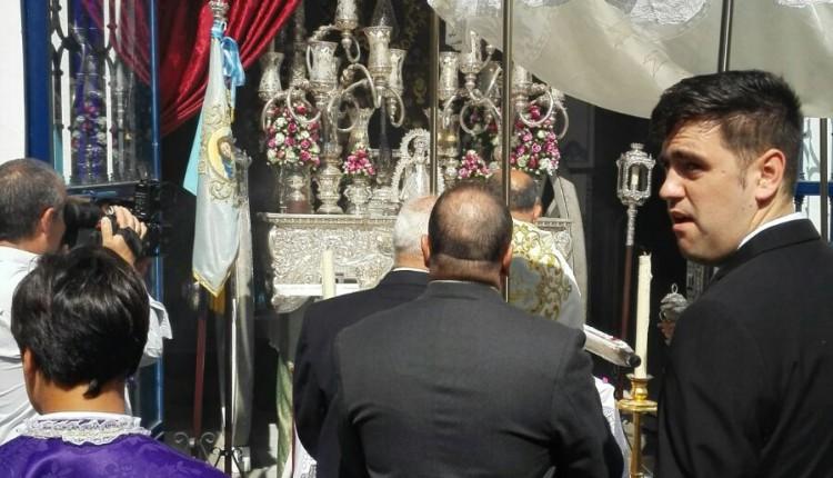 Hermandad de Isla Cristina – PROCESIÓN DEL CORPUS CHRISTI 2016