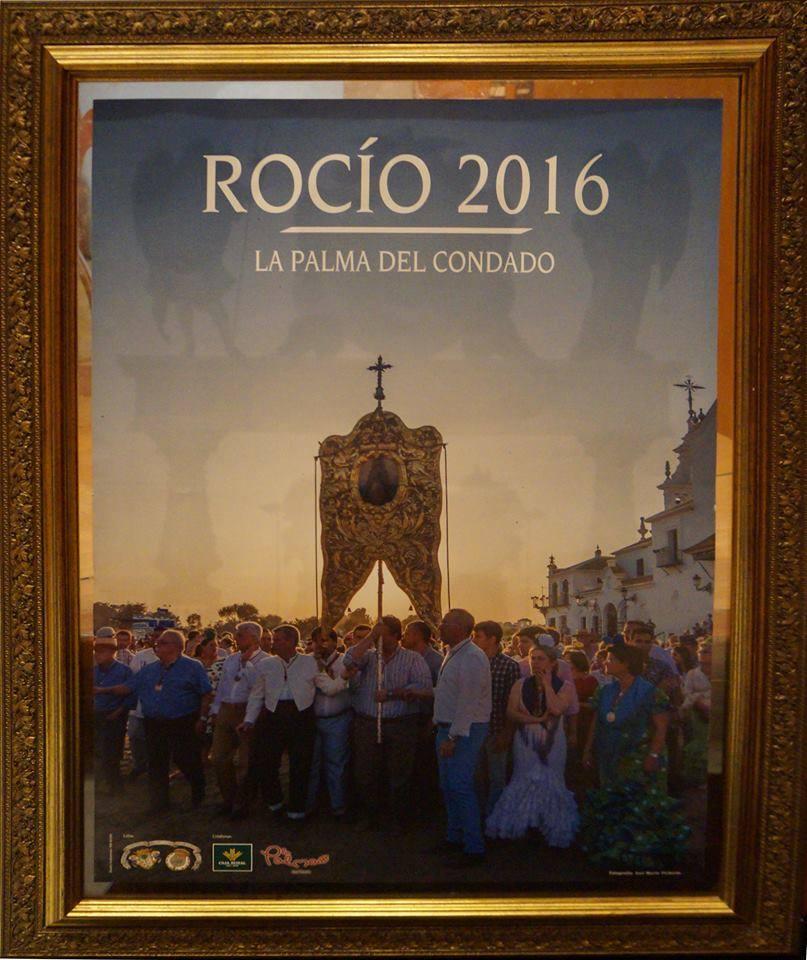 La Palma cartel rocio 2016