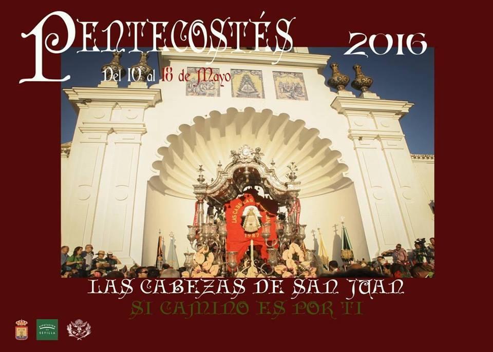 Las Cabezas cartel rocio 2016