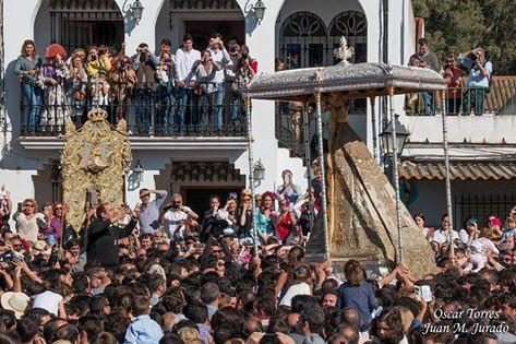 Morón procesion Virgen 2016-2