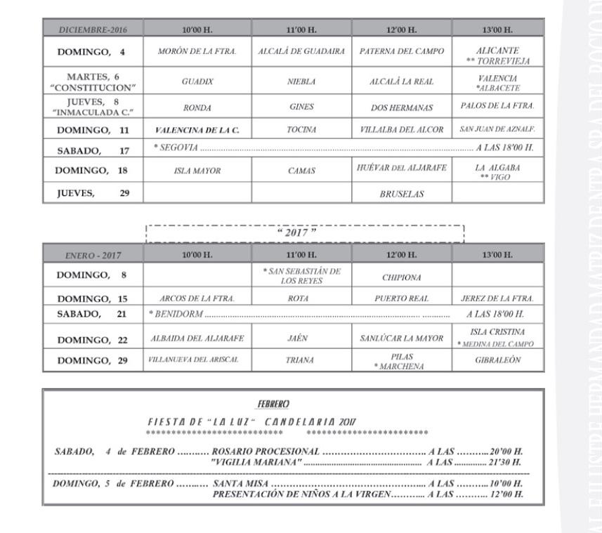 Peregrinaciones 2016-17-2