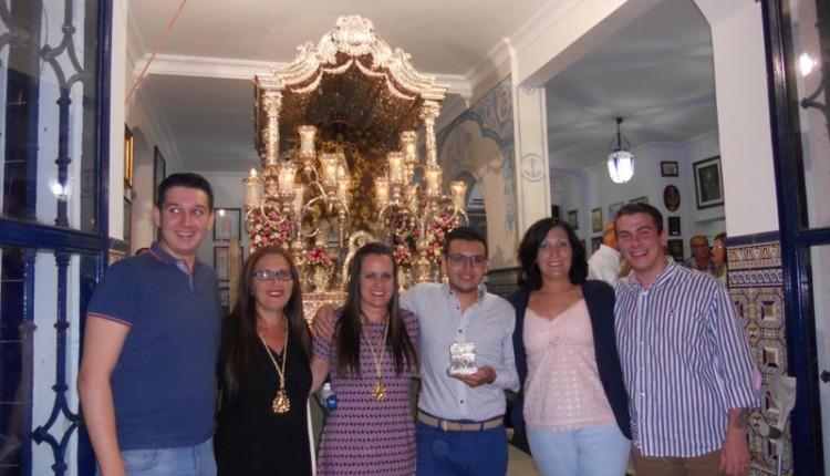 Hermandad de Isla Cristina – PROMESA CUMPLIDA DE EMILIO JESÚS LÓPEZ MAESTRE