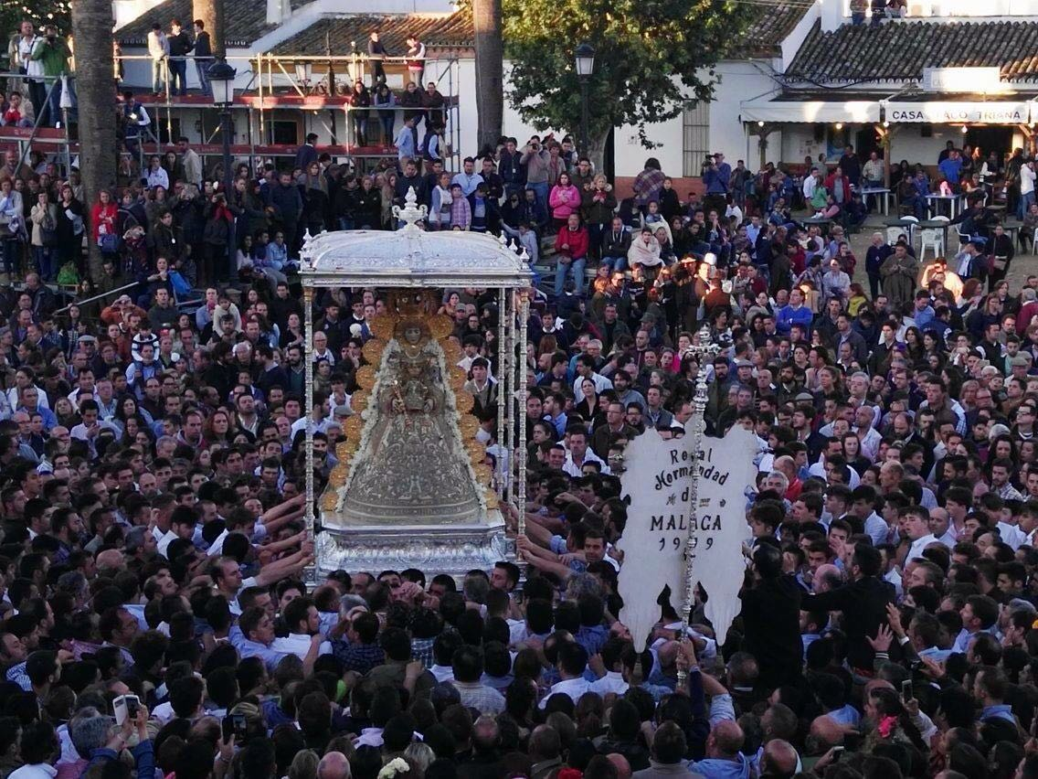 Malaga procesion 2016