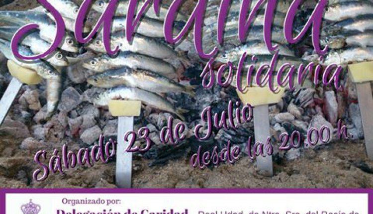 Hermandad de Málaga – Sardiná Solidaria