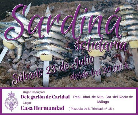 Malaga sardina solidARIA