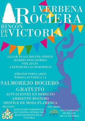 Rincón de la Victoria verbena