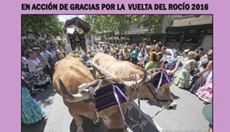 Hermandad de Sabadell – Romería de Acción de Gracias