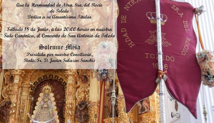 Hermandad de Toledo – Sabatina de Acción de Gracias