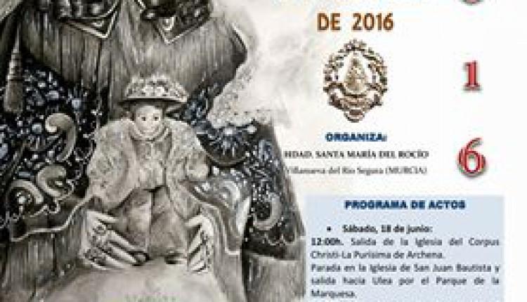 Villanueva del Río Segura – Romería en Honor de la Virgen del Rocío