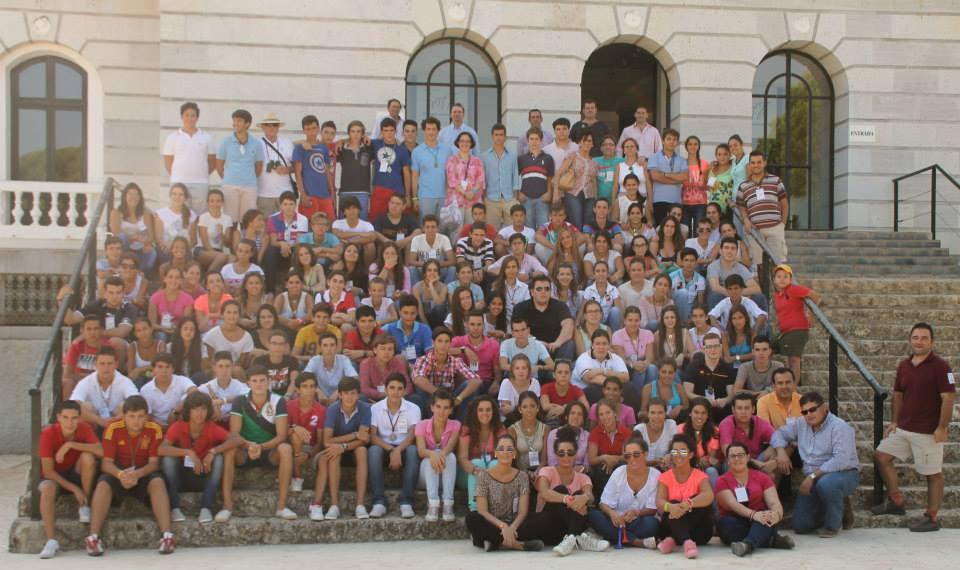 Encuentro jovenes rocieros 2016-15