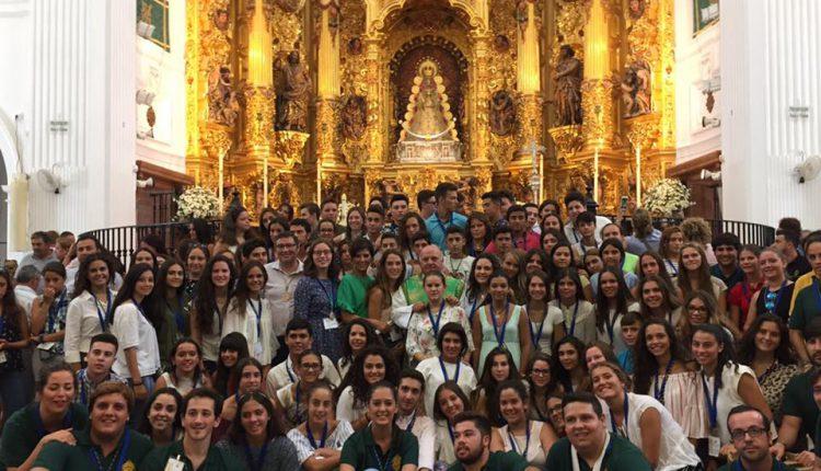 Encuentro de Jóvenes Rocieros 2016