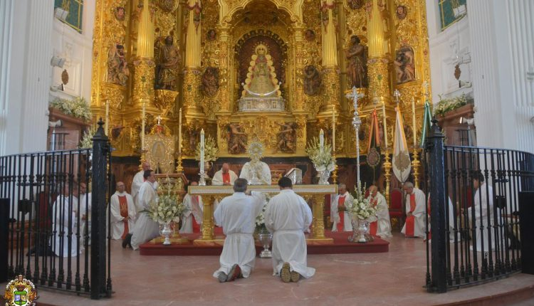 El Rocío Chico 2019 y Traslado de la Virgen del Rocío