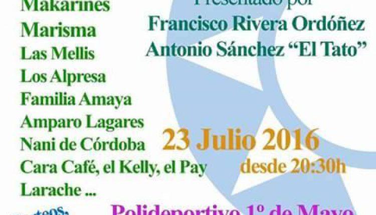 Hermandad de San Juan de Aznalfarache –Acto Benéfico
