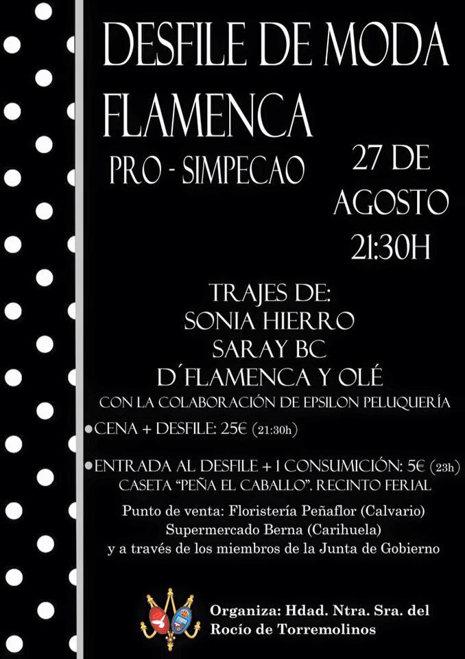 Desfile Moda Flamenca-Torremolinos