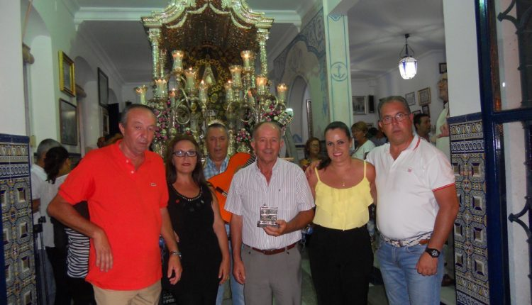 "Hermandad de Isla Cristina – LA SALVE DE ""AIRES DEL SUR"""