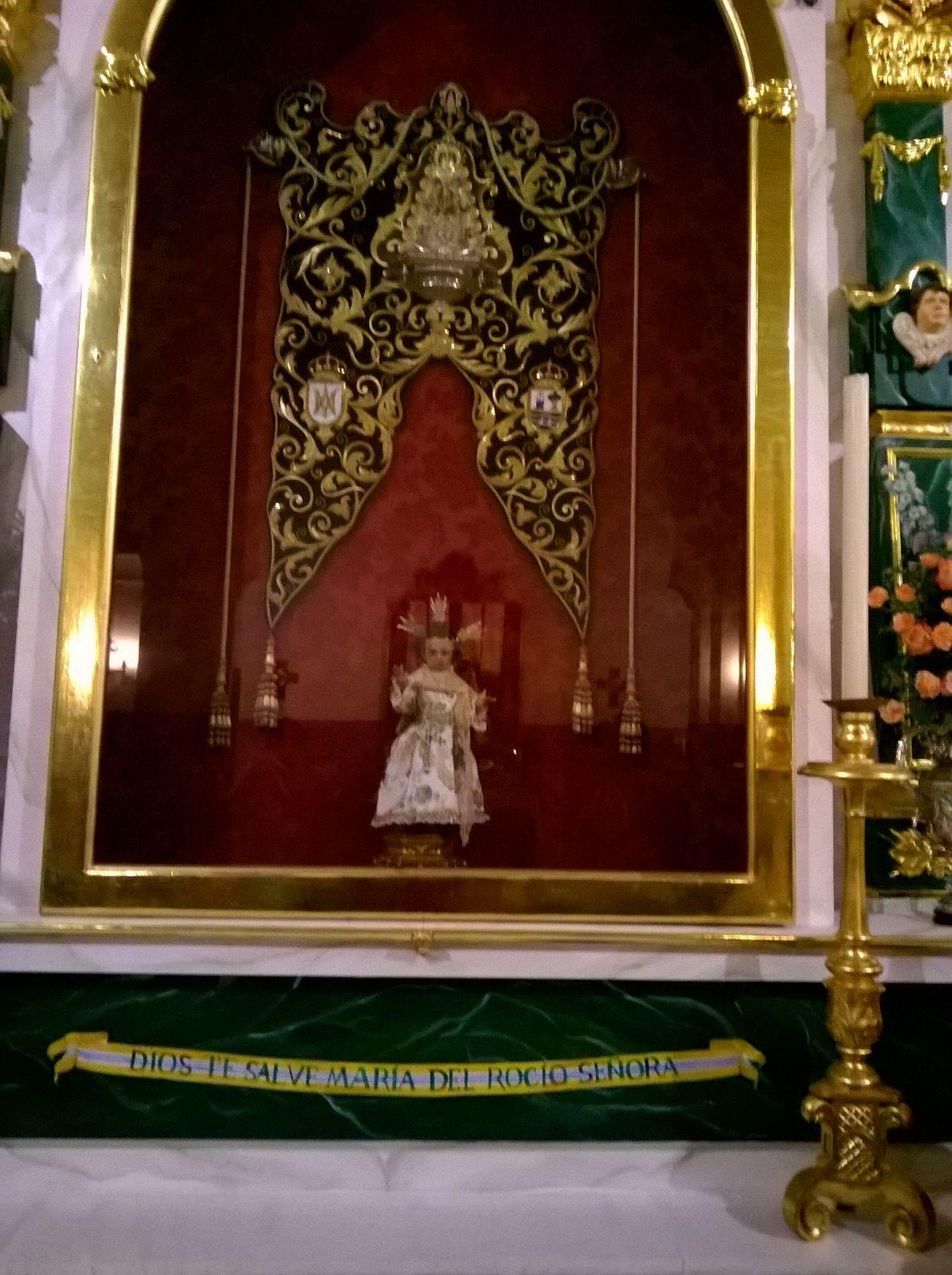 Isla Cristina - sabatina-Altar 8