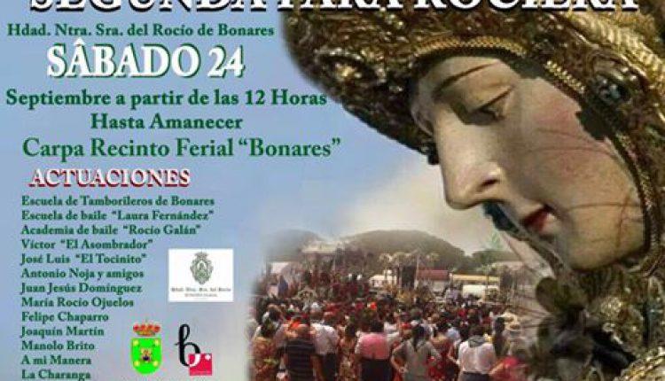 Hermandad de Bonares – 2ª Pará Rociera