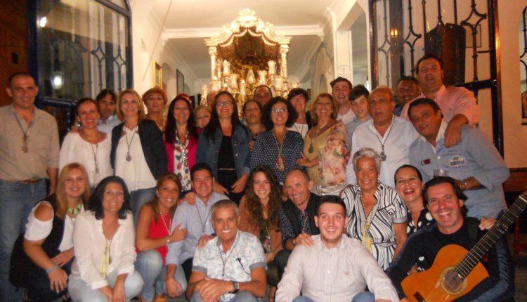Hermandad de Isla Cristina – LOS PEREGRINOS CANTAN LA SALVE