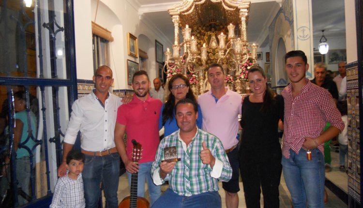 Hermandad de Isla Cristina – FRANCISCO JOSÉ SEQUERA BARRERA CANTA LA SALVE