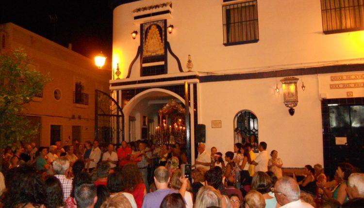 Hermandad de Isla Cristina – Salve del 2 de septiembre de 2016