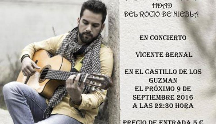 Hermandad de Niebla – Concierto de Vicente Bernal