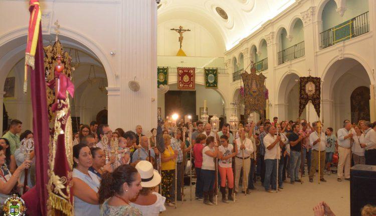 Peregrinaciones Extraordinarias de Hermandades el domingo 11 de septiembre de 2016