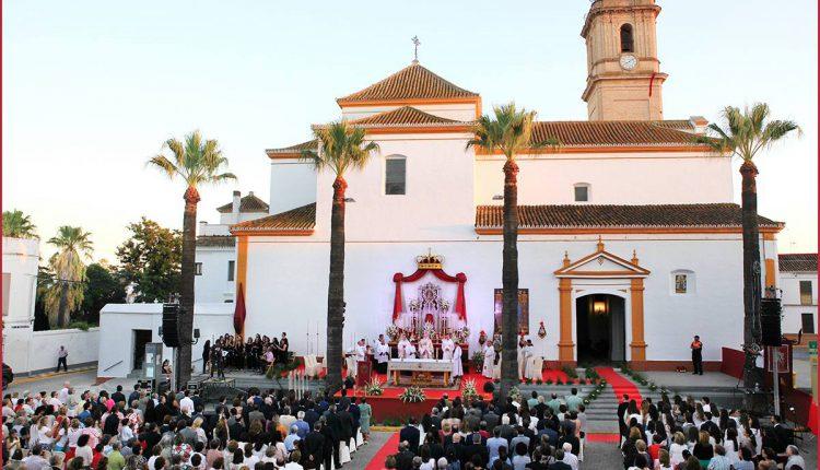 Hermandad de Villamanrique –  250 años de su Simpecado