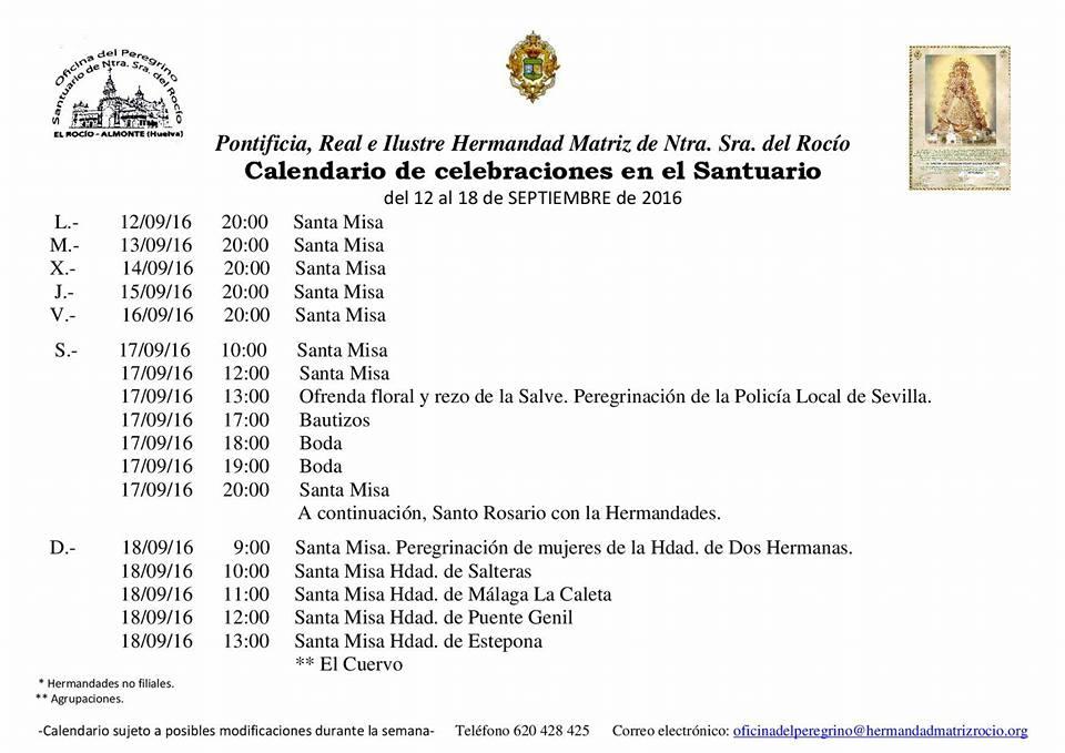 calendario-rocio-del-12-al-18-de-septiembre-2016