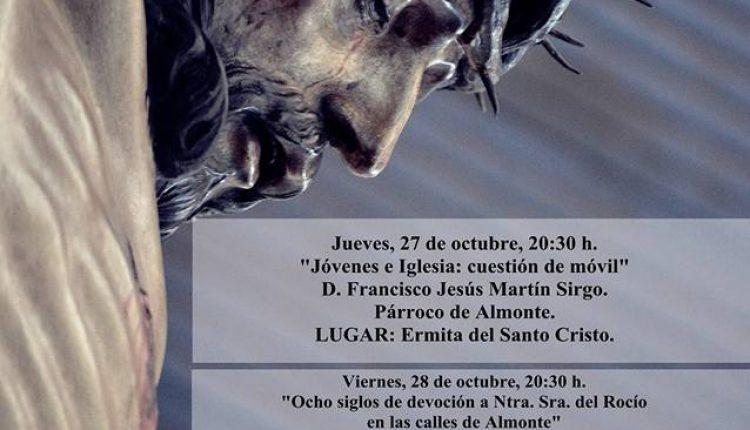 Ciclo de Conferencias Hdad. Sacramental de Almonte – «Ocho siglos de devoción a Ntra. Sra. del Rocío en las calles de Almonte» por Santiago Padilla