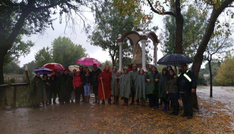 Hermandad de Espartinas – XXVI Peregrinación Andando al Rocío