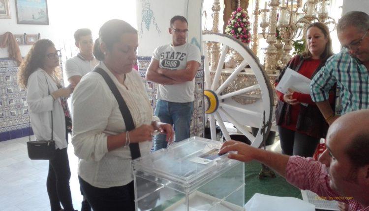 Hermandad de Isla Cristina – ELECCIONES NUEVA JUNTA DE GOBIERNO
