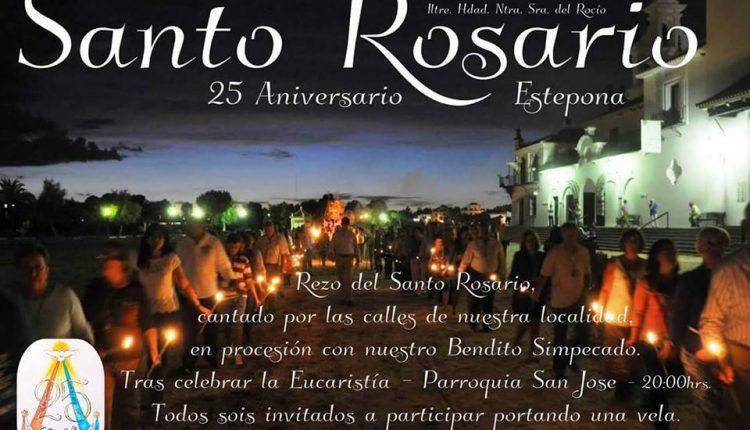 Hermandad de Estepona – Santo Rosario 25 Aniversario