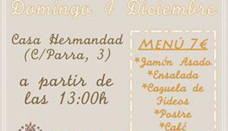 Hermandad de Arroyo de la Miel – Almuerzo Carretas