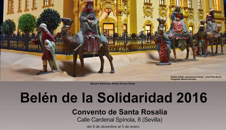 15ª edición del  Belén de la Solidaridad