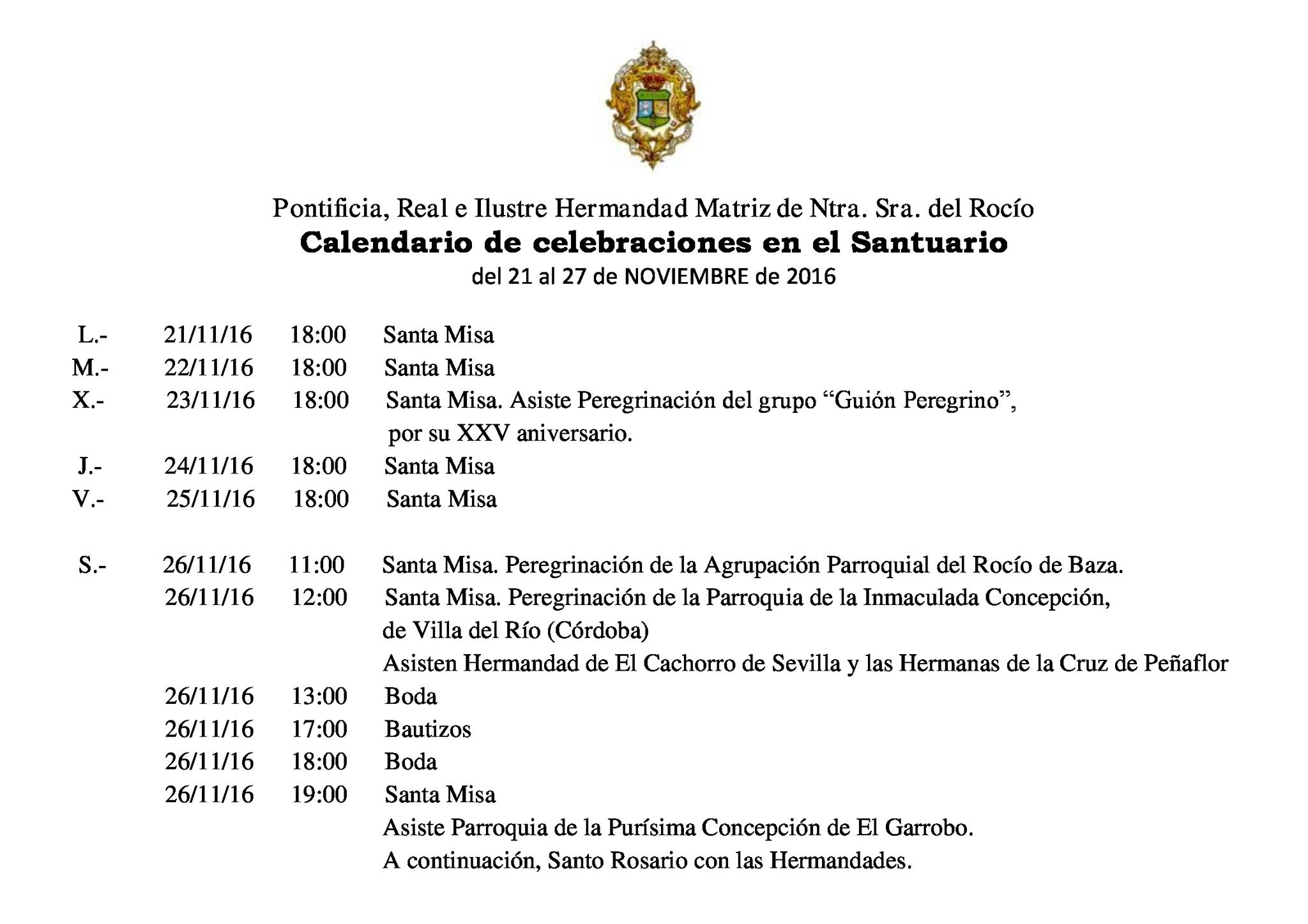 calendario-del-21-al-27-de-noviembre-de-2016