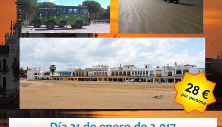 Hermandad de Carrión de los Céspedes – Viaje a Sanlúcar de Barrameda